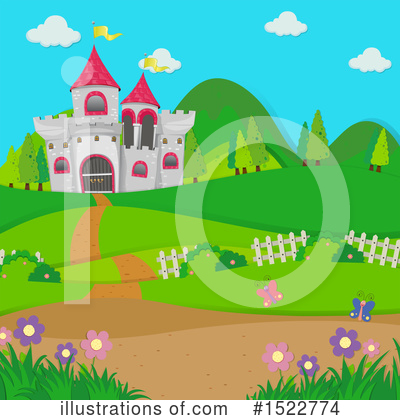 Castle Clipart #1522774 by Graphics RF