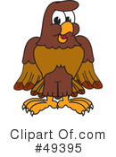 Falcon Character Clipart #49395 by Toons4Biz