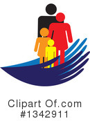 Family Clipart #1342911 by ColorMagic