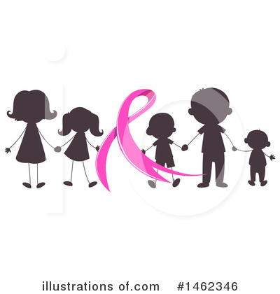 Breast Cancer Clipart #1462346 by Graphics RF