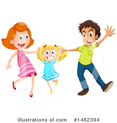 Children Clipart #1462394 by Graphics RF