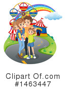 Family Clipart #1463447 by Graphics RF
