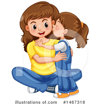 Children Clipart #1467318 by Graphics RF