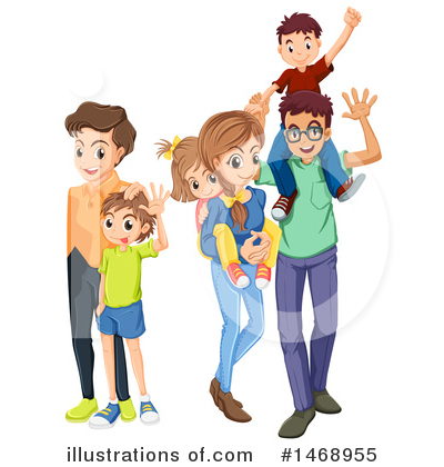 Children Clipart #1468955 by Graphics RF