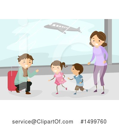 Airport Clipart #1499760 by BNP Design Studio