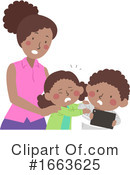 Family Clipart #1663625 by BNP Design Studio
