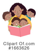 Family Clipart #1663626 by BNP Design Studio