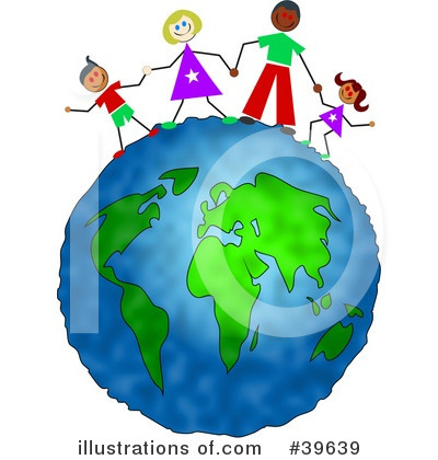 Royalty-Free (RF) Family Clipart Illustration by Prawny - Stock Sample #39639