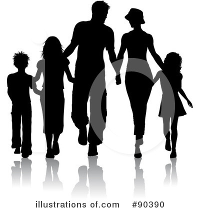 Children Clipart #90390 by KJ Pargeter