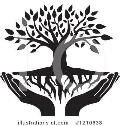 Family Tree Clipart 1210633 Illustration By Johnny Sajem