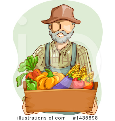 Farming Clipart #1435898 by BNP Design Studio