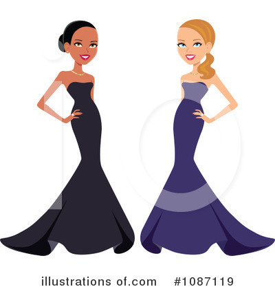 Women Clipart #1087119 by Monica