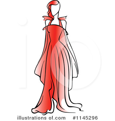 Model Clipart #1145296 by Vector Tradition SM