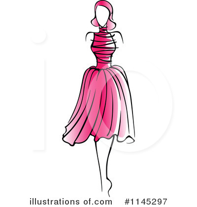 Model Clipart #1145297 by Vector Tradition SM