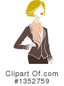 Fashion Clipart #1352759 by BNP Design Studio