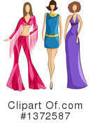 Fashion Clipart #1372587 by BNP Design Studio