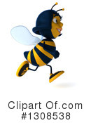 Female Bee Clipart #1308538 by Julos