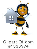 Female Bee Clipart #1336974 by Julos