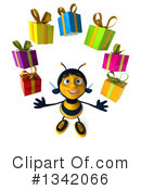 Female Bee Clipart #1342066 by Julos