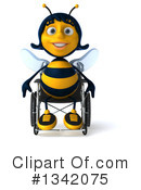 Female Bee Clipart #1342075 by Julos