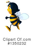 Female Bee Clipart #1350232 by Julos
