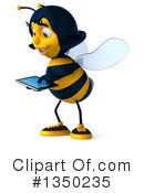 Female Bee Clipart #1350235 by Julos
