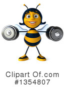 Female Bee Clipart #1354807 by Julos