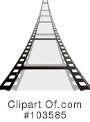 Film Strip Clipart #103585 by michaeltravers