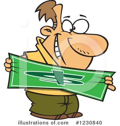 Financial Clipart #1230840 by toonaday