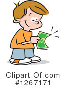 Finance Clipart #1267171 by Johnny Sajem