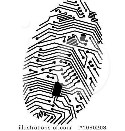 fingerprint clipart 1080203 illustration by vector tradition sm rh illustrationsof com fingerprint clip art free fingerprint clip art free
