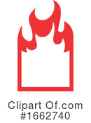 Fire Clipart #1662740 by Vector Tradition SM