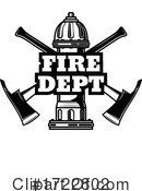 Fire Department Clipart #1722802 by Vector Tradition SM