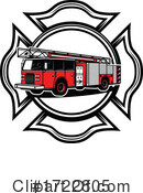Fire Department Clipart #1722805 by Vector Tradition SM