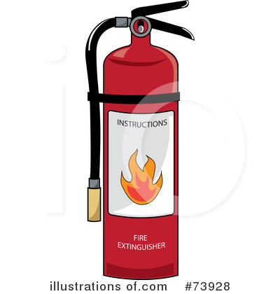 fire extinguisher clipart 73928 illustration by pams clipart rh illustrationsof com fire extinguisher pictures clip art