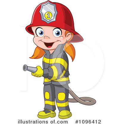 fire fighter clipart 1096412 illustration by yayayoyo rh illustrationsof com firefighter clipart black and white clipart of firefighter
