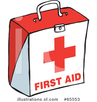 first aid clipart 65553 illustration by dennis holmes designs rh illustrationsof com first aid clipart black and white first aid clipart borders