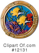 Fish Clipart #12131 by Amy Vangsgard