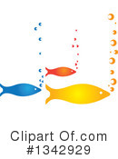 Fish Clipart #1342929 by ColorMagic