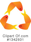 Fish Clipart #1342931 by ColorMagic