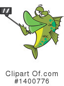 Fish Clipart #1400776 by toonaday