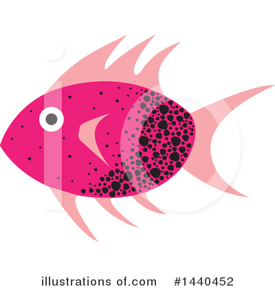 Fish Clipart #1440452 by ColorMagic