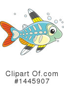 Fish Clipart #1445907 by Alex Bannykh