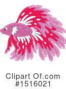 Fish Clipart #1516021 by Alex Bannykh