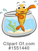 Fish Clipart #1551440 by BNP Design Studio