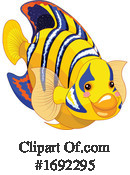 Fish Clipart #1692295 by Pushkin