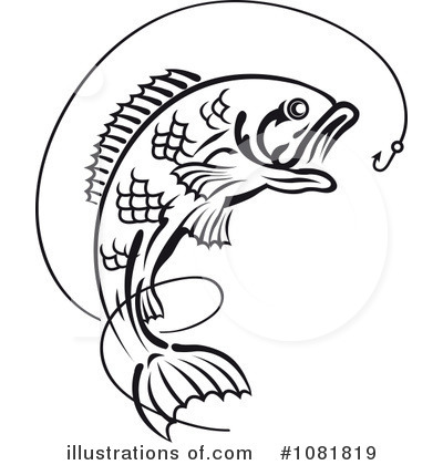 fishing clipart 1081819 illustration by vector tradition sm rh illustrationsof com fishing hook clipart free fishing clipart images free