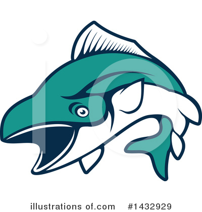 Sea Life Clipart #1432929 by Vector Tradition SM