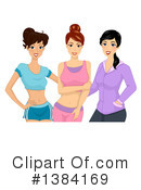 Fitness Clipart #1384169 by BNP Design Studio