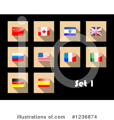 Canada Clipart #1236874 by Vector Tradition SM